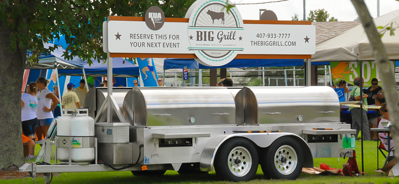 The Big Grill